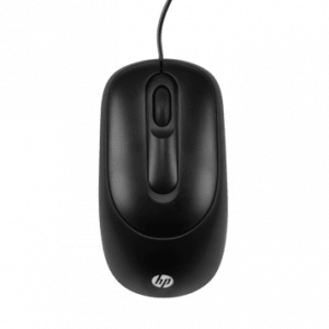 HP USB Mouse X900 Black
