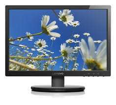 """Lenovo Monitor LI2054 19.5"""" WLED 1440 x900 backlight + ColourTN TFT Monitor 1 year – 65BAACC1UK"""