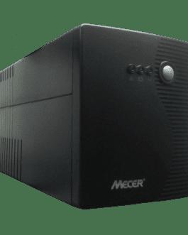 MECER 1000-VA (600W)Line Interactive UPS with AVR