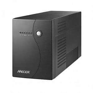 MECER 2KVA(2000VA) 1200W Line Interactive UPS Black