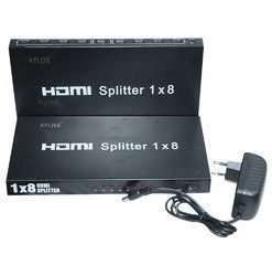 HDMI SPLITTER 1 X 8 Out