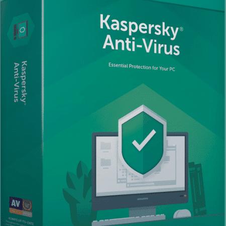 Kaspersky anti-virus 1+1 users {kav 1+1}