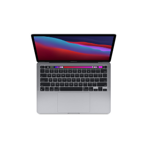 Macbook Pro M1 8core GPU 7 8gb 256ssd 13.3 grey