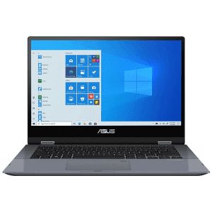 ASUS Vivo Book Flip, i5 10210U, 8GB DDR4 3200, 512GB PCIe, Star Grey – 90NB0N31-M12260