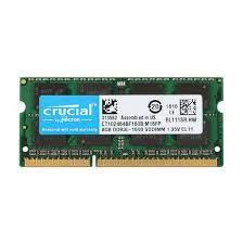 Crucial 8GB DDR3L-1600 SODIMM Laptop RAM (CT102464BF160B)