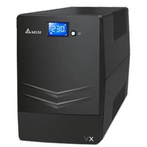 Delta 1Ph Line Interactive UPS VX Series 1500VA/900W