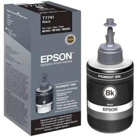 Epson Ink Cartridge T7741 Black C13T77414A