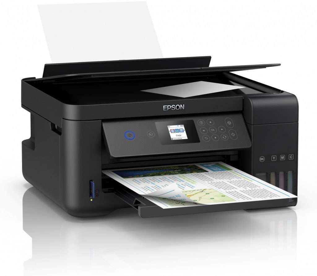 Epson L4160 Wi-Fi Duplex Multifunction Ecotank Printer – C11CG23402