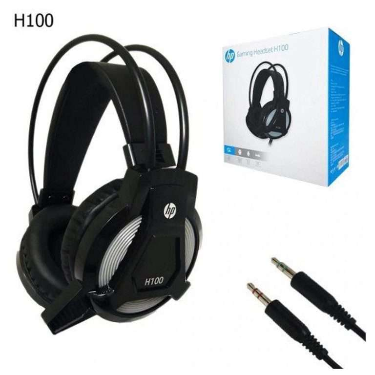 HP H100 Wired Gaming Headset | 1QW66AA