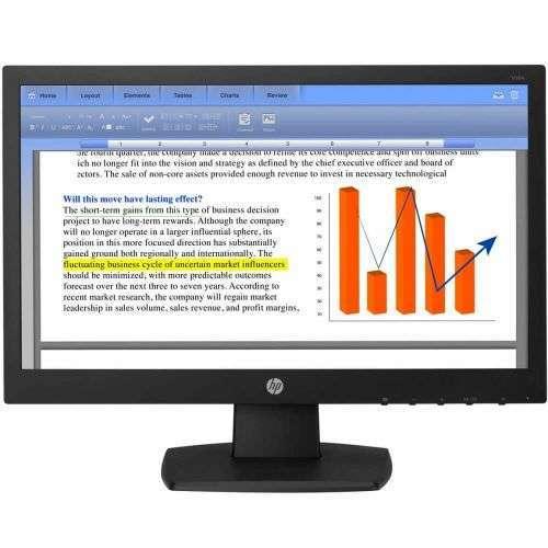 HP V194 18.5-inch HD LED Monitor (5YR89AS)