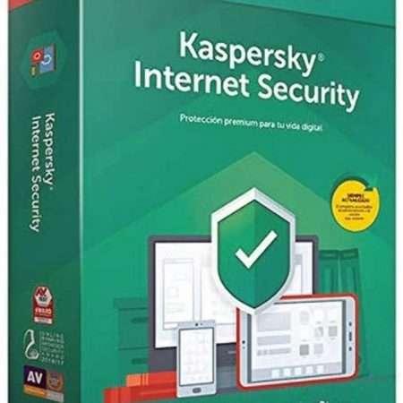 Kaspersky Kis 2020 Internet Security – Anti-virus, 3 Licenses, 1 Year