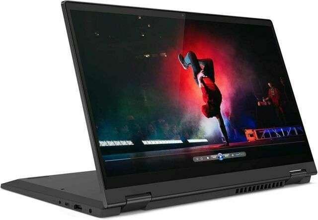 "Lenovo IdeaPad Flex 5 14ARE05 14"" (512GB SSD, AMD Ryzen 7 4700U, 2.00GHz, 16GB RAM) Laptop - Graphite Gray (81X20001US)"
