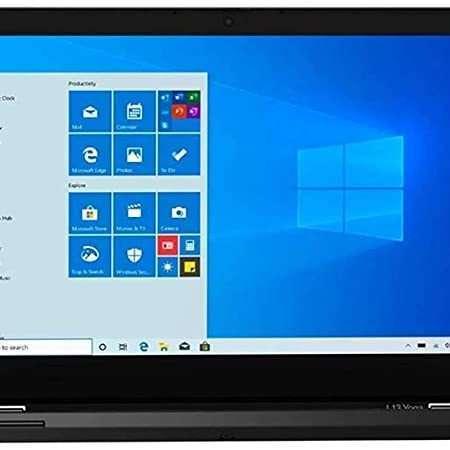Lenovo ThinkPad L13 Yoga Intel Core i5-10210U 1.60 GHz 13.3 in 256 GB SSD 8 GB RAM Laptop – Black (20R5A000US)