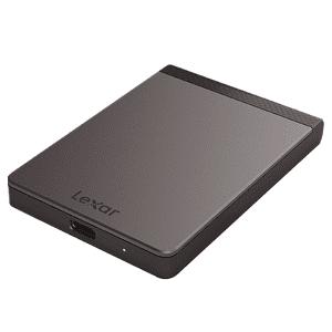 Lexar SL200 portable SSD 512GB, USB-C 3.0 (LSL200X512G-RNNNG)