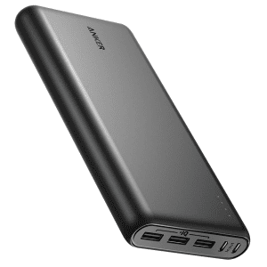 Anker PowerCore 26800mAh Power Bank Black – A1277H11