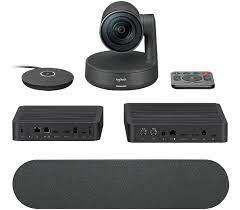Logitech Rally Plus Ultra-HD Conference Cam - BLACK - USB (960-001242)