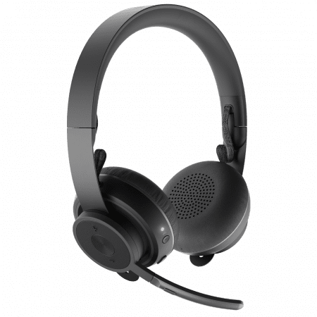 Logitech Wireless with Bluetooth Headset Zone MSFT -981-000854